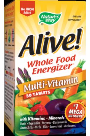Alive! (fara fier)